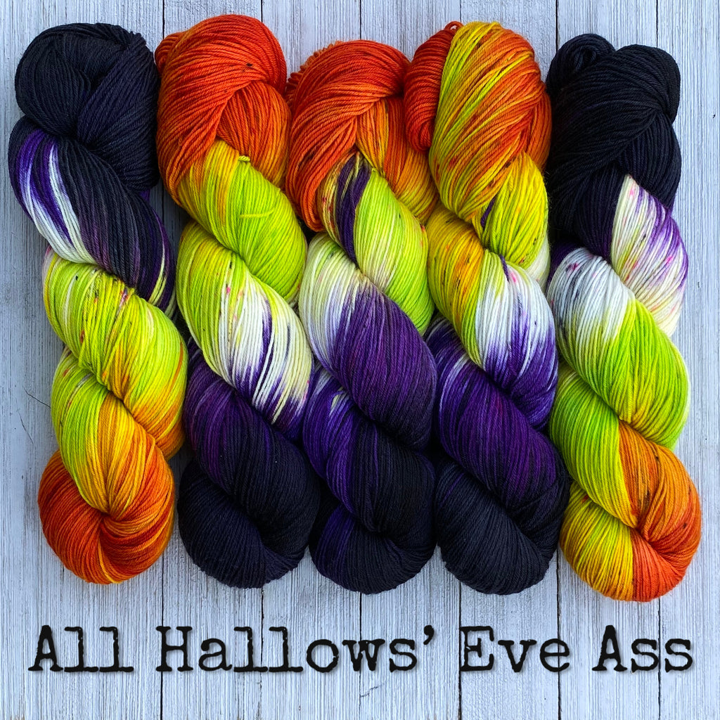 All Hallows' Eve Ass