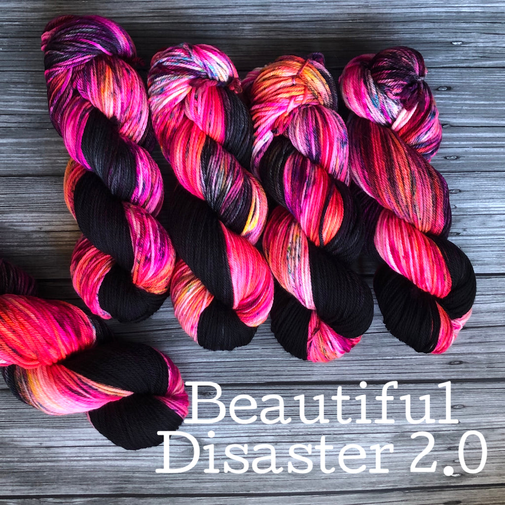 Beautiful Disaster 2.0