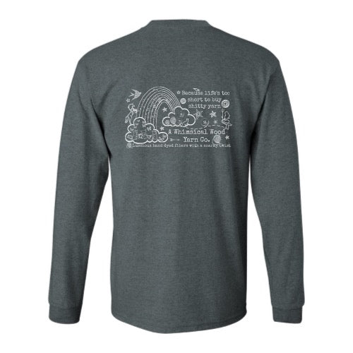 Long Sleeved T (Preorders)