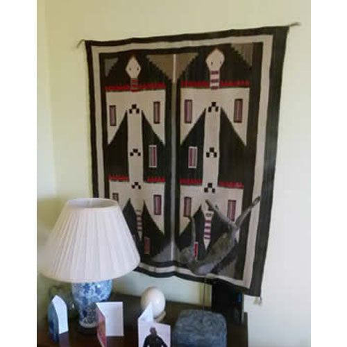 Classic Navajo Rug and Sandpainting move to England