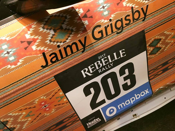 Rebelle Rally 2017, Hoehn Adventures & Nizhoni Ranch Gallery Team Up