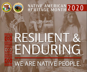 November 27th, Native American Heritage Day