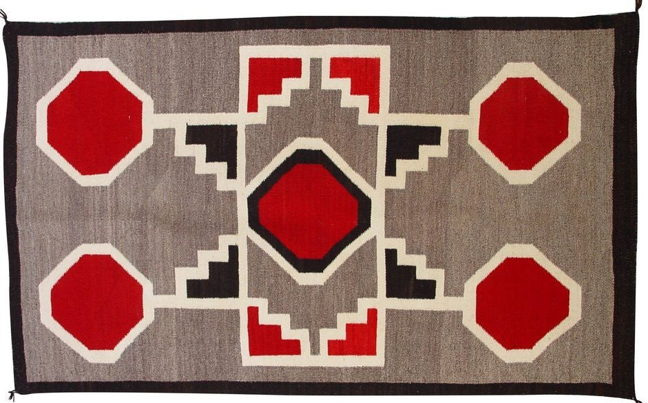 Navajo Textiles as Modern Art Opens Mar 11
