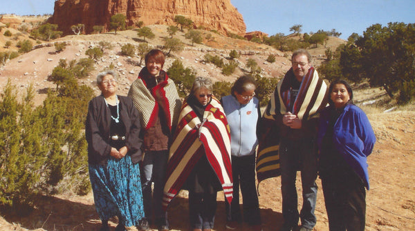 Thrilling Visit to the Navajo Nation