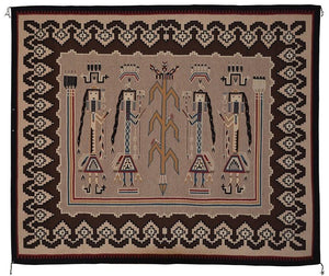 Navajo Sandpaintings - Navajo Religious World