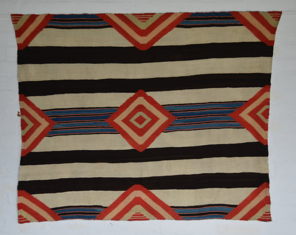 Robin's Navajo Chief Blanket Weaving of the Week April 9, 2018