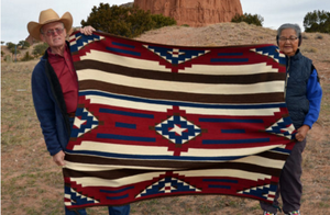 Video: Kathy Marianito Navajo Weaver