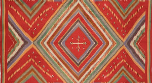 Native American Art Article: Modernist Weavings