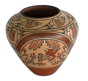 Native American Baskets, Pottery and Hand Crafted Items