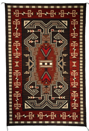 Navajo Churro Weavings