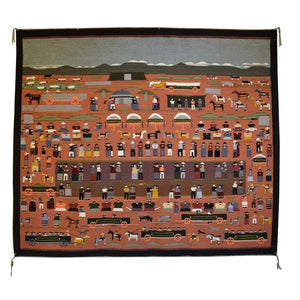 Blast From the Past - Navajo Rugs