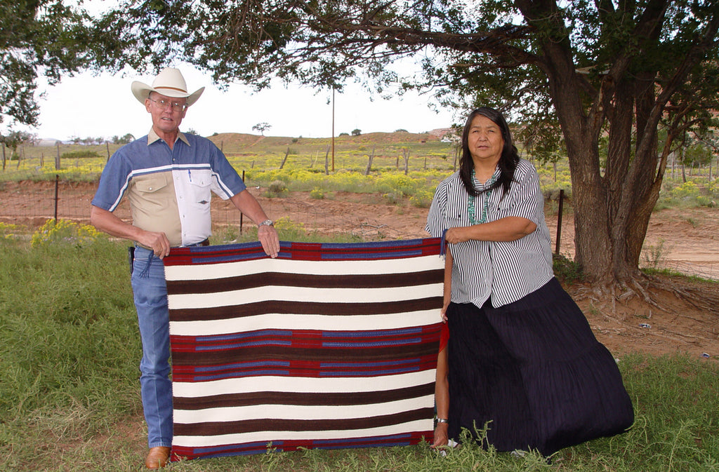 navajo weaving, churro wool rugs