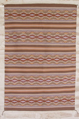 Pine Springs Weaving by Master Weaver Anna Clyde - circa 1950-60s