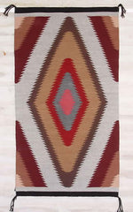 Early Chinle Style Weaving by Master Weaver Sarah Howe
