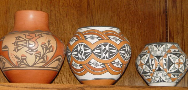 Native American Arts and Crafts Pottery