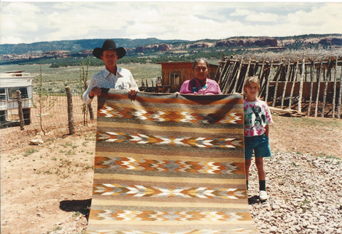 Grace Brown Navajo Weaver