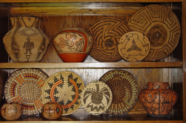 Native American Baskets Each One Has A Story To Tell If