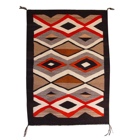 American Indian Rug Crystal Style