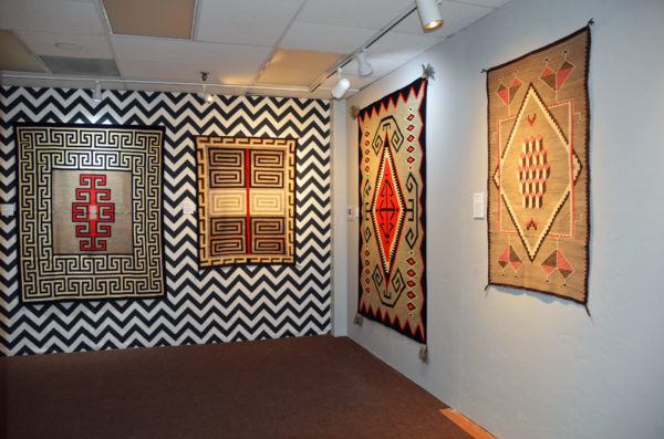 Navajo Weaving Exhibit