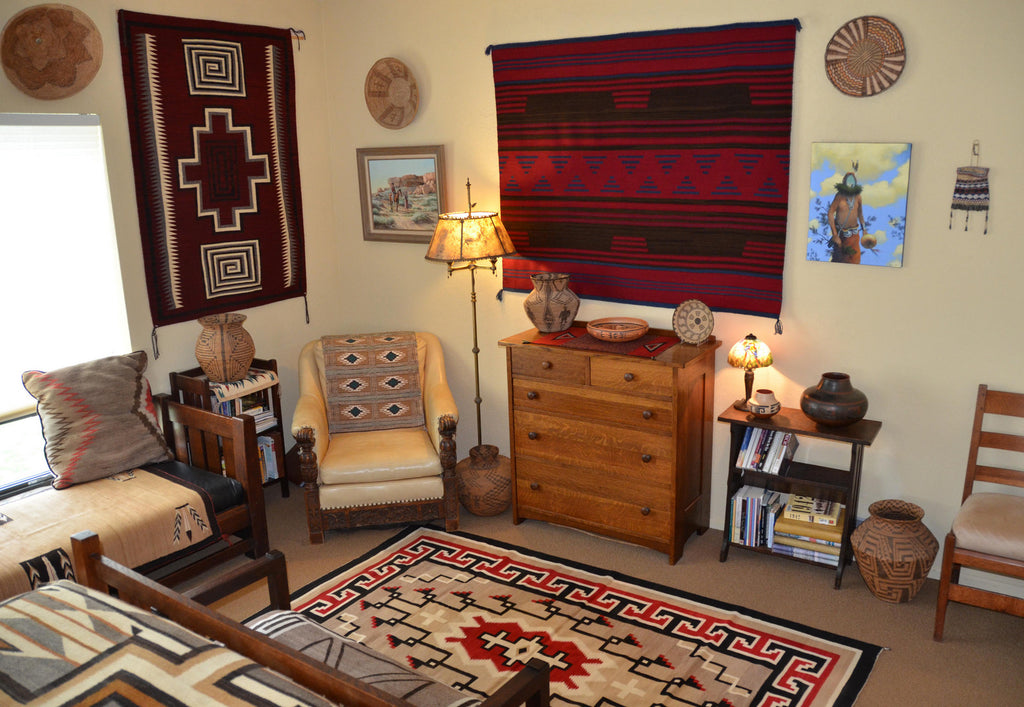 Navajo Rug Interior Design