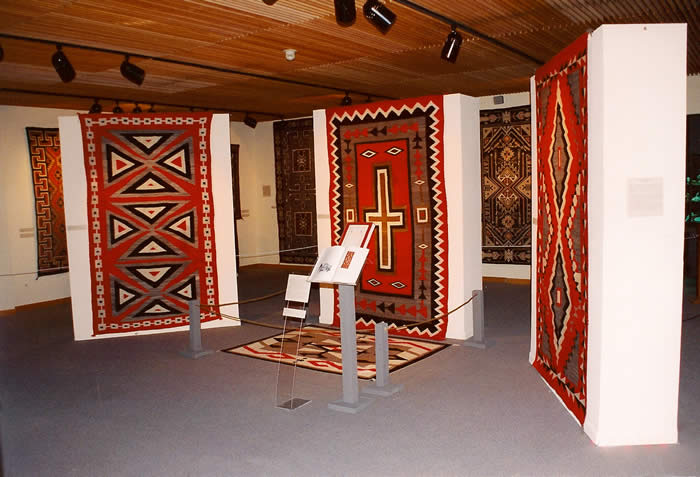 The Getzwiller Collection of Historic Navajo Weavings