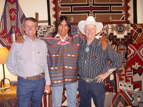 Navajo Rug Traders and Ray Tracy