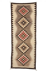 Antique Native American rug Chinle PC 47