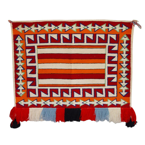American Indian Blanket Saddle Blanket Style