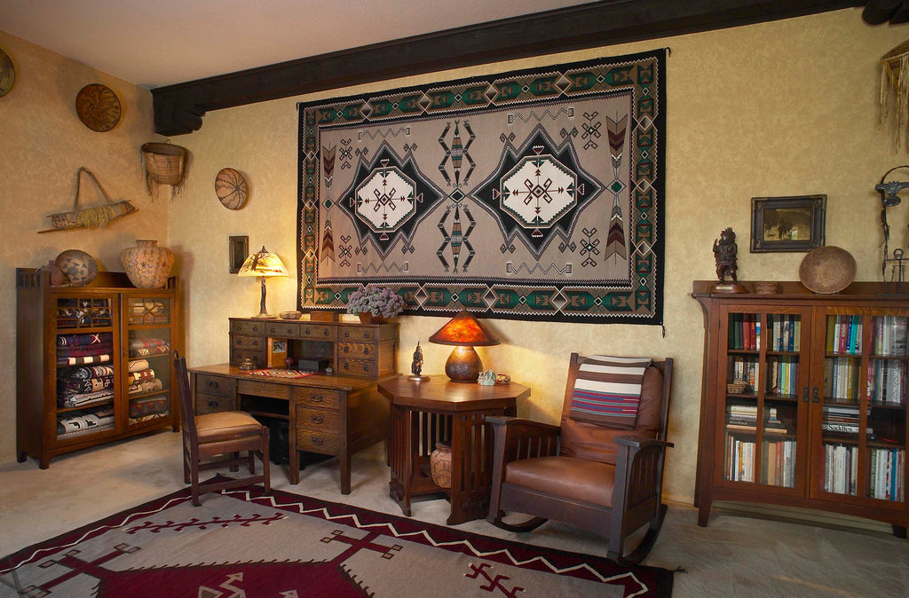 Navajo Style In Interior Design
