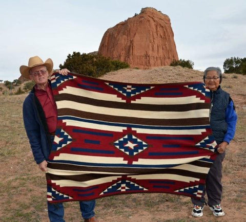 steve getzwiller navajo rugs for sale kathy marianito
