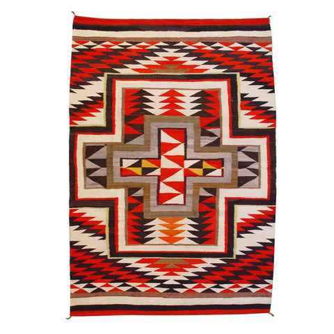 American Indian Rug Transitional Style