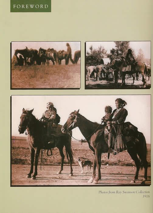 Treasures of the Navajo Horsemen