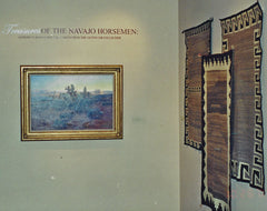 Treasures of the Navajo Horseman Exhibit at Wickenburg AZ, circa 2003