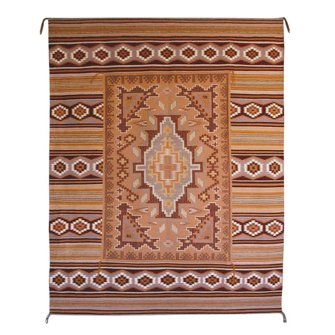 American Indian Rug Wide Ruin Style