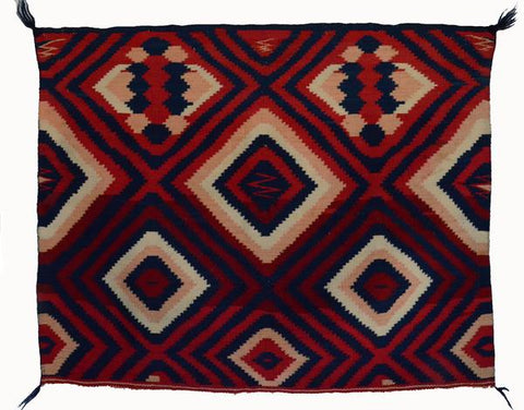 HISTORIC NAVAJO BABY BLANKET: CLASSIC PERIOD