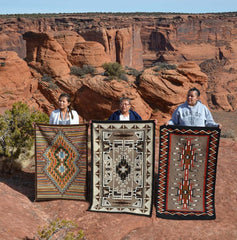Contemporary Navajo Rug Master Weavers
