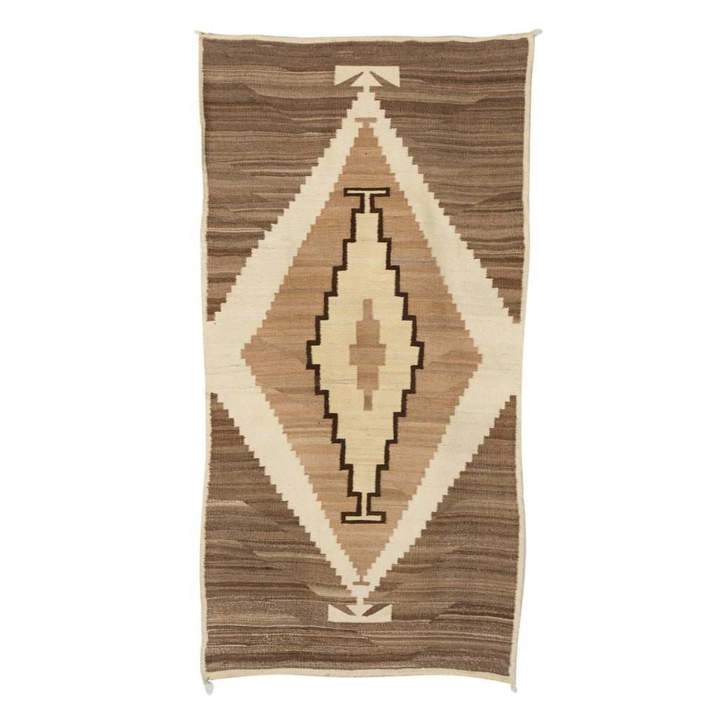 Transitional Navajo Weaving : Historic : GHT 2210 - Getzwiller's Nizhoni Ranch Gallery