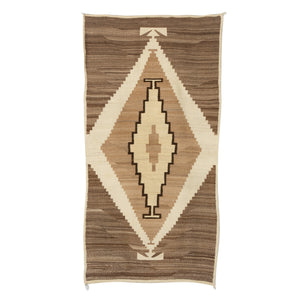 HOLD Transitional Navajo Weaving : Historic : GHT 2210 - Getzwiller's Nizhoni Ranch Gallery