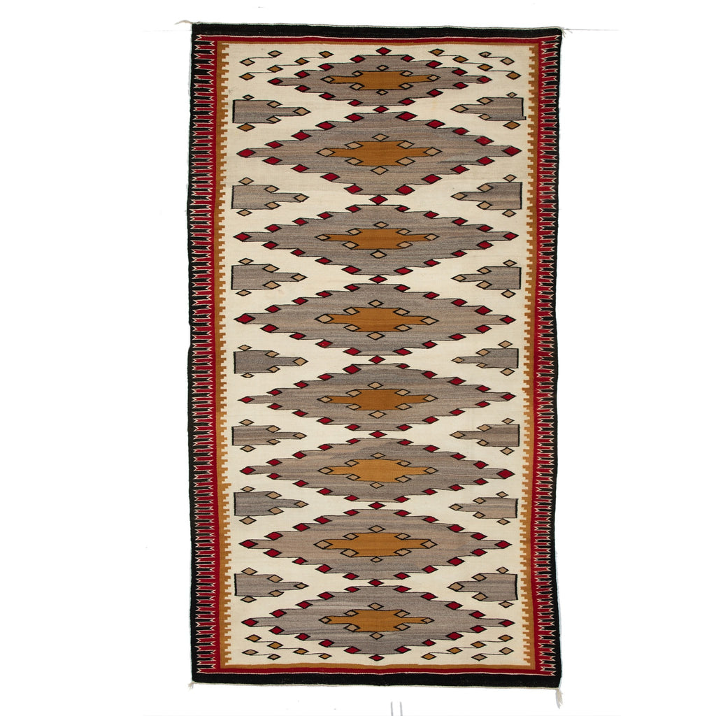 "Chinle / Nazlini Runner : Historic : GHT 2116 : 4'8"" x 8'4"" - Getzwiller's Nizhoni Ranch Gallery"