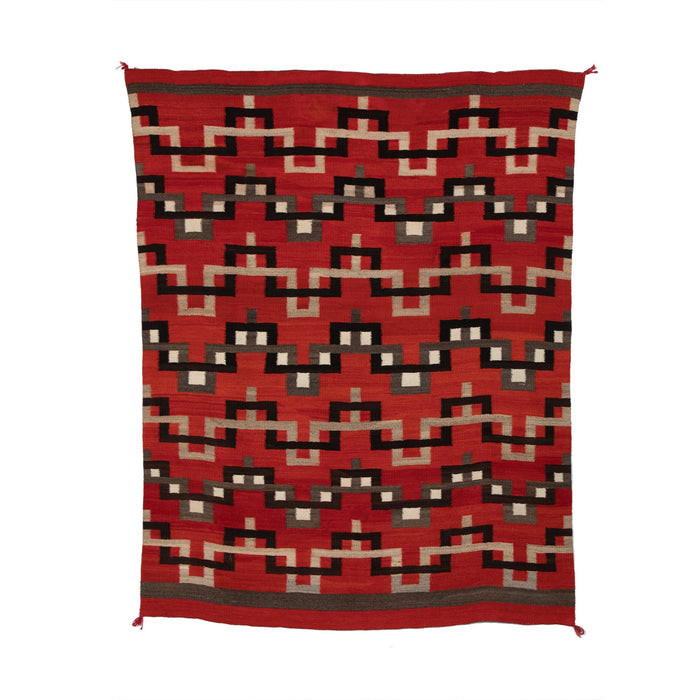 HOLD Transitional Navajo Weaving : Historic : GHT 1950