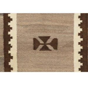"Transitional Navajo textile : Historic : GHT 598 : 67″ x 104"" - Getzwiller's Nizhoni Ranch Gallery"