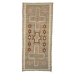Crystal Navajo Weaving : Historic : GHT 1072