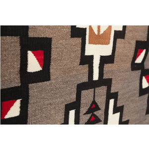 Crystal Navajo Weaving : Historic : GHT 2097 - Getzwiller's Nizhoni Ranch Gallery