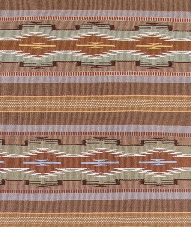 SOLD Pine Springs Navajo Weaving :  Anna Clyde : 1934