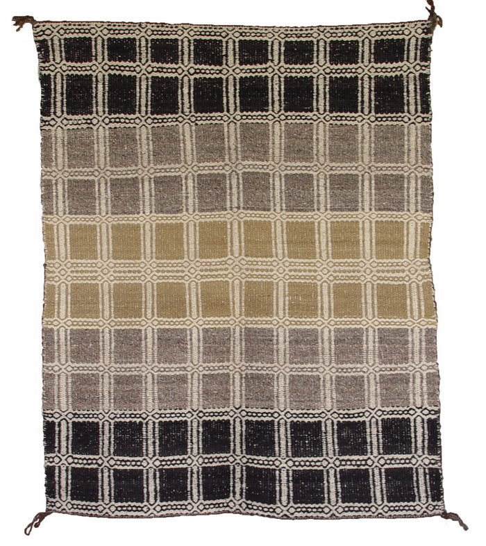 SOLD Twill Single Saddle Blanket : Historic : GHT 1946