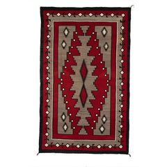Ganado - Klagetoh Large Navajo Weaving : Historic : GHT 2200
