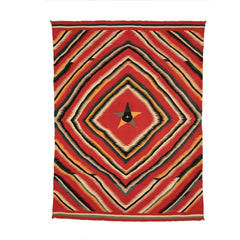 Pictorial - Great Star Navajo Rug Weaving : Historic : PC 81