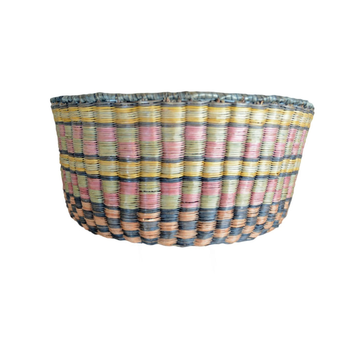 Native American Basket : Hopi - Peach