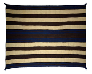 1st Phase Chief Blanket Early Classic Ute Style : Historic Navajo Weaving : Call for Pricing