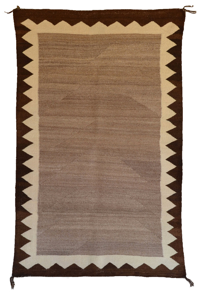 Saddle Blanket - Double Navajo Weaving : Historic : GHT 2013